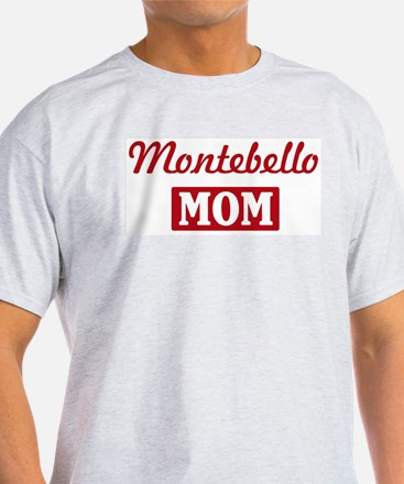 Montebello Mom T-Shirt