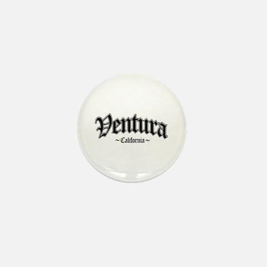 Ventura California Mini Button