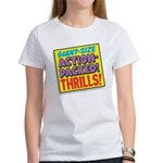 Action-Packed Thrills Women's T-Shirt