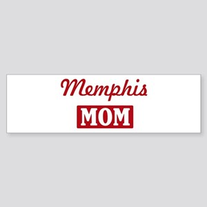 Memphis Mom Bumper Sticker