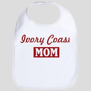 Ivory Coast Mom Bib
