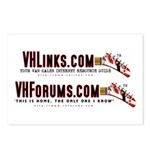 VHLinks/VHForums Postcards (Pkg. of 8)