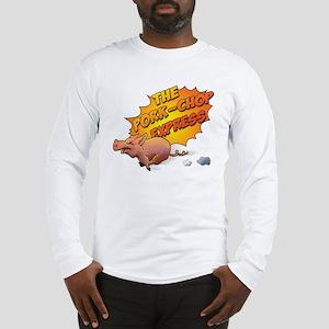 pork_chop_shirt Long Sleeve T-Shirt
