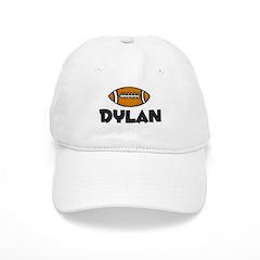 Dylan - Football Baseball Cap