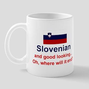 Good Looking Slovenian Mug