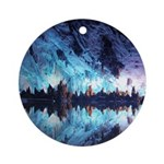 Reed Flute Cave Guilin, China - Holiday Ornament
