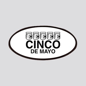 Cinco De Mayo Patches