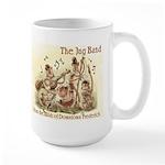 Jug Band Large Mug
