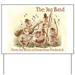 Jug Band Yard Sign