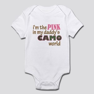 Camo World Infant Bodysuit