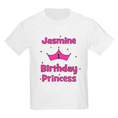 1st Birthday Princess Jasmine T-Shirt