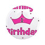 1st Birthday Princess Emily! 3.5