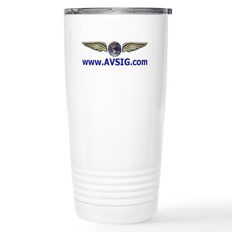 AVSIG Stainless Steel Travel Mug