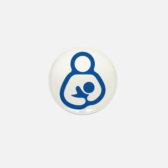 IBFS Outline Mini Button