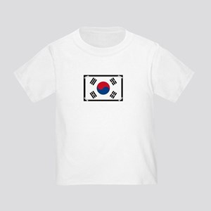 Taped flag Toddler T-Shirt