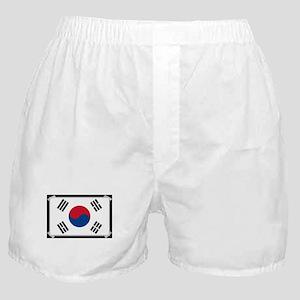 Taped flag Boxer Shorts