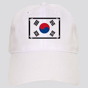 Taped flag Cap