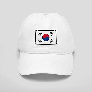 Taped flag Cap