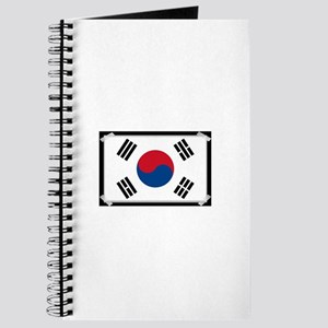 Taped flag Journal