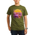 Goats and the City Organic Men's T-Shirt (dark)