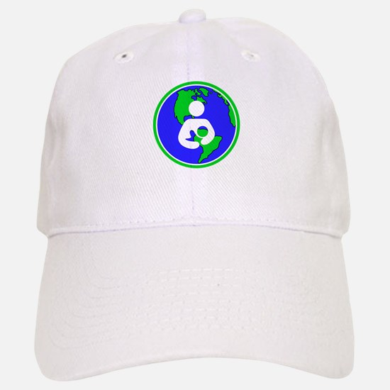 IBFS Earth Mother #2 Baseball Baseball Cap