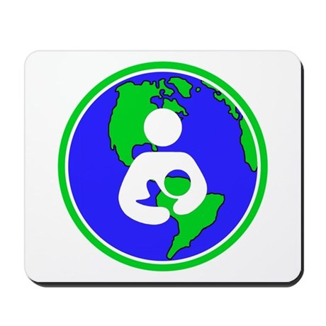 IBFS Earth Mother #2 Mousepad
