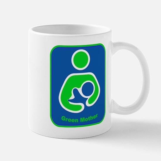 IBFS Green Mother Mug