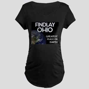 findlay ohio - greatest place on earth Maternity D