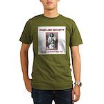 Homeland Security Geronimo Organic Men's T-Shirt (