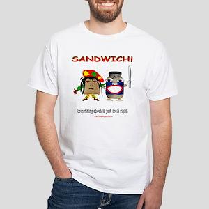sandwich_T_wht T-Shirt