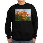 Poppies Sweatshirt (dark)
