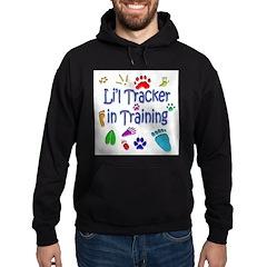 Li'l Tracker Hoodie (dark)