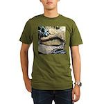 California Slender Salamander Organic Men's T-Shir