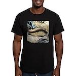 California Slender Salamander Men's Fitted T-Shirt