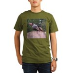 Tom Turkey Organic Men's T-Shirt (dark)