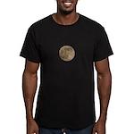 Full Moon Men's Fitted T-Shirt (dark)