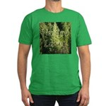 Nature Lover Men's Fitted T-Shirt (dark)