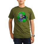Earth Day Recycle Organic Men's T-Shirt (dark)