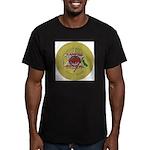 Ranger Buddy Men's Fitted T-Shirt (dark)
