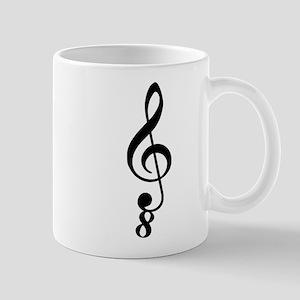 Tenor Clef Mug