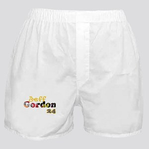 Jeff Gordon Boxer Shorts