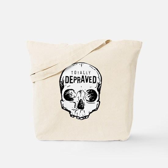 Totally Depraved 2 Tote Bag