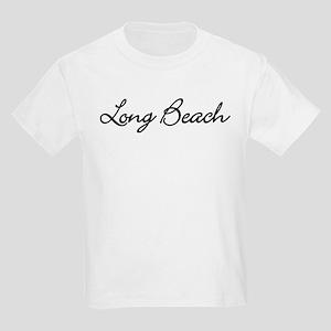 Long Beach, California Kids T-Shirt