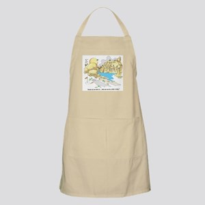 GOOD LUCK BBQ Apron