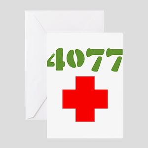 4077 Mash Greeting Cards