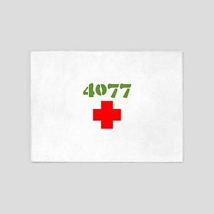 4077 Mash 5'x7'Area Rug