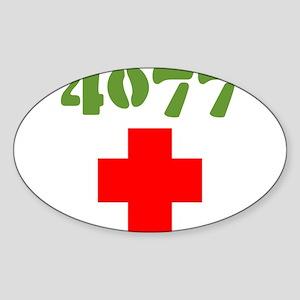 4077 Mash Sticker