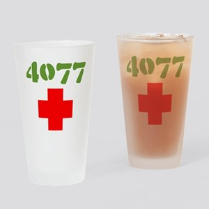 4077 Mash Drinking Glass