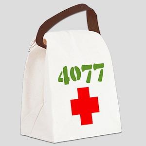 4077 Mash Canvas Lunch Bag