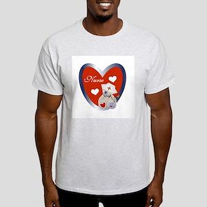 Nurse Ash Grey T-Shirt